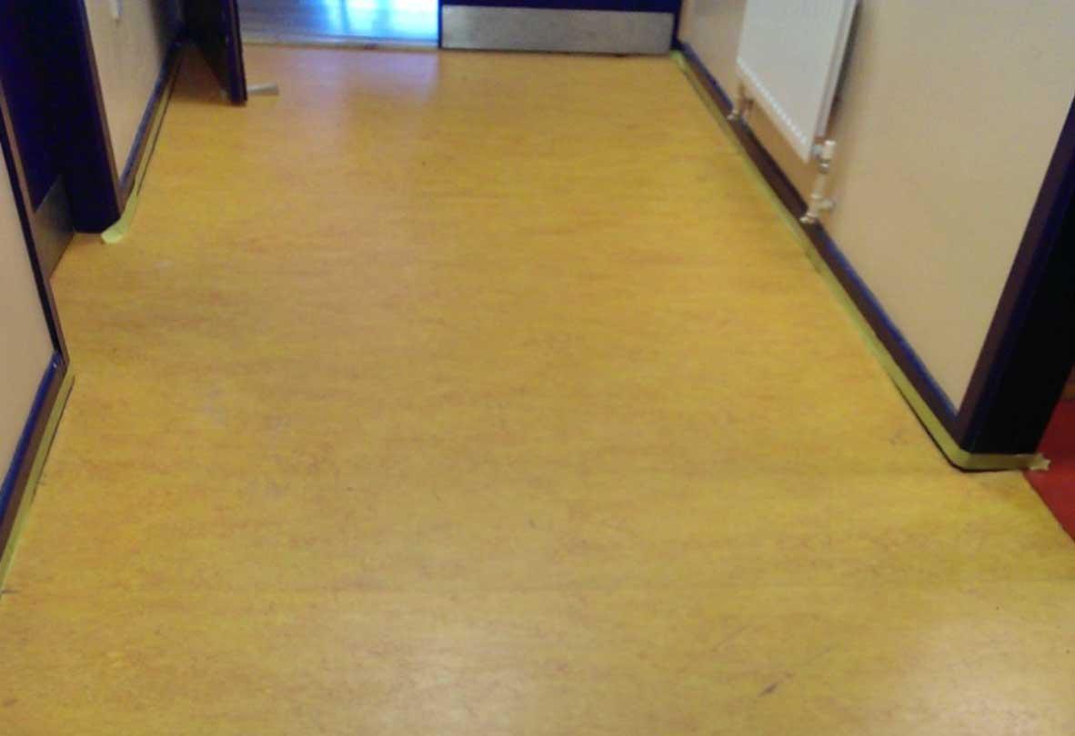 Nano Powershine For Vct Floors Jsk Eco Cleaning